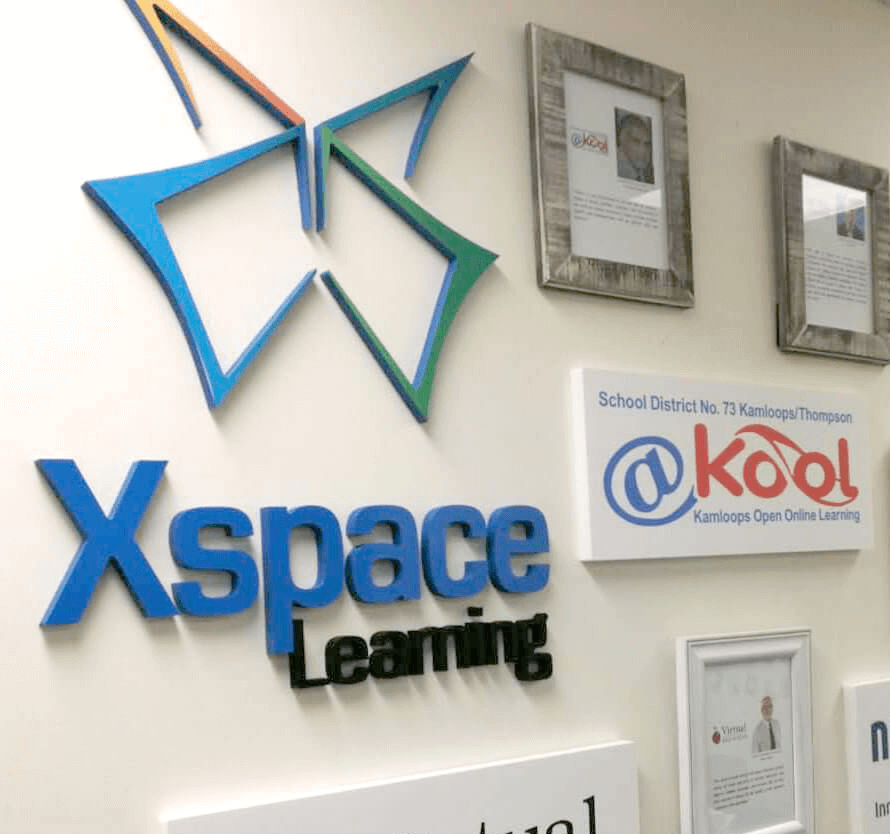 Xspace Office wall